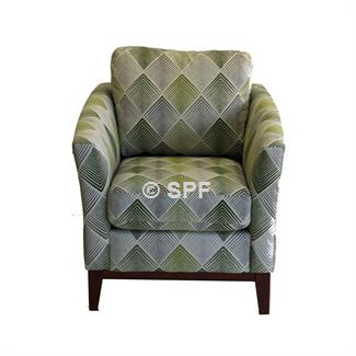Rosa Accent Chair (Wild Kiwi)