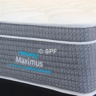Maximus Super King Mattress and Drawer Base