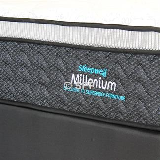 Millenium King Single Mattress and Drawer Base