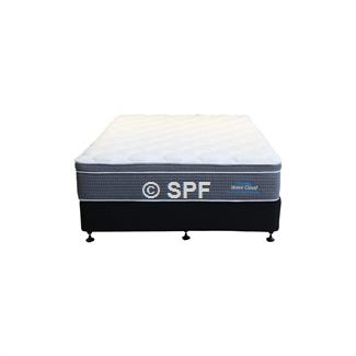 Wave Cloud King Single Mattress and Drawer Base