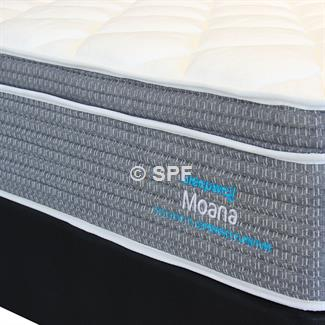 Moana Super King Mattress and Drawer Base