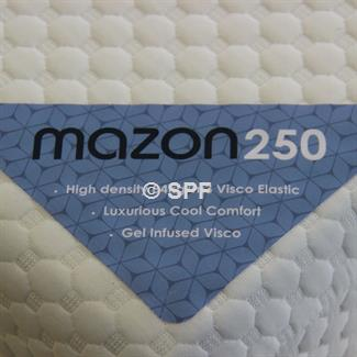 Mazon MV250 Gel Infused Single Mattress