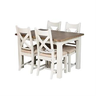 Milford Medium 5 Pc. Dining Suite