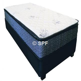 Summit Pillow Top Single Bed