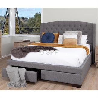 Logan Queen Bed By John Young