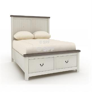 Milford Queen Bed With Storage