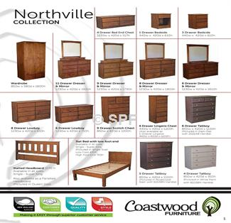 Northville Single Bed By Coastwood