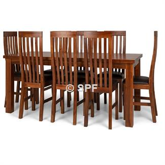 Tamworth 9 Pc. Dining Suite 2200x1000