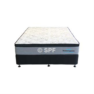 Murano Supreme California King Mattress and Drawer Base